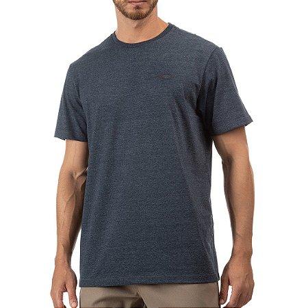 Camiseta Oakley Icon Masculina Azul Marinho