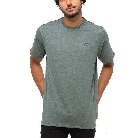 Camiseta Oakley Icon Masculina Verde
