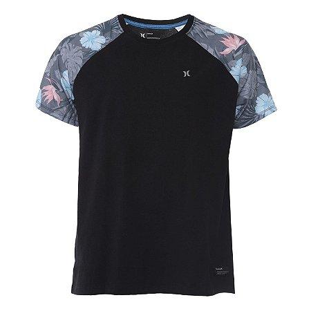 Camiseta Hurley Especial Military Two Preto