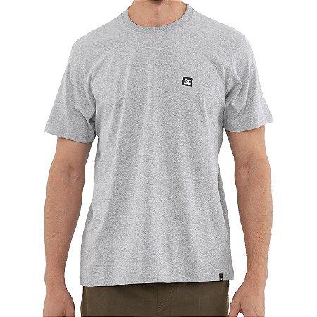 Camiseta DC Shoes Super Transfer Cinza