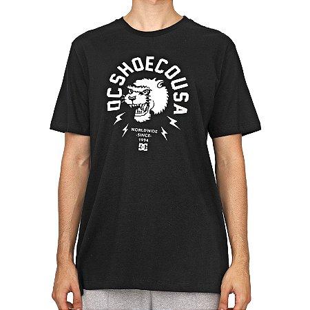 Camiseta DC Shoes Worldwide Preto