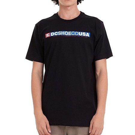 Camiseta DC Shoes Standard Preto