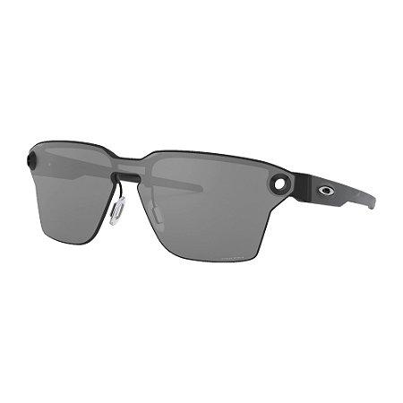 Óculos de Sol Oakley Lugplate Satin Black W/ Prizm Black
