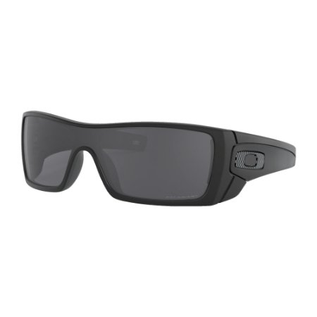 Óculos de Sol Oakley Batwolf Matte Black W/Grey Polarized