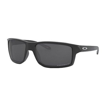 Óculos de Sol Oakley Gibston Matte Black W/ Prizm Black Polarized