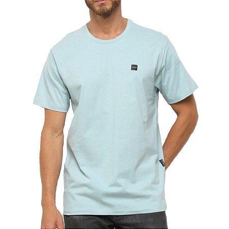 Camiseta Oakley Patch 2.0 Masculina Azul Claro