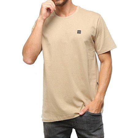 Camiseta Oakley Patch 2.0 Masculina Bege