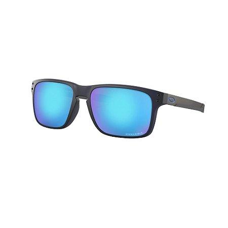 Óculos de Sol Oakley Holbrook Mix Matte Translucent Blue W/ Prizm Sapphire