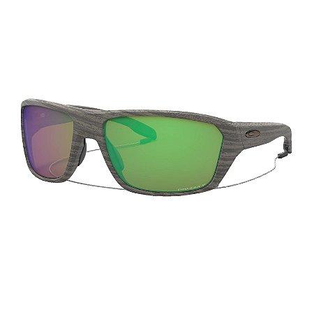 Óculos de Sol Oakley Split Shot Woodgrain W/ Prizm Shallow Water Polarized