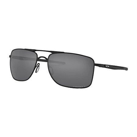 Óculos de Sol Oakley Gauge 8 Matte Black W/ Prizm Black Polarized