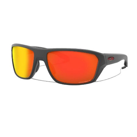 Óculos de Sol Oakley Split Shot Matte Heather Grey W/ Prizm Ruby Polarized