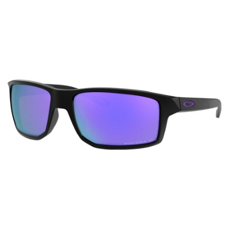 Óculos de Sol Oakley Gibston Matte Black W/ Prizm Violet Polarized