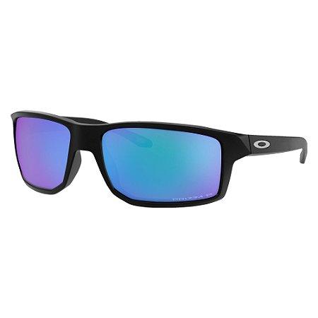 Óculos de Sol Oakley Gibston Matte Black W/ Prizm Sapphire Polarized