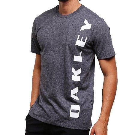 Camiseta Oakley Big Bark Masculina Preto