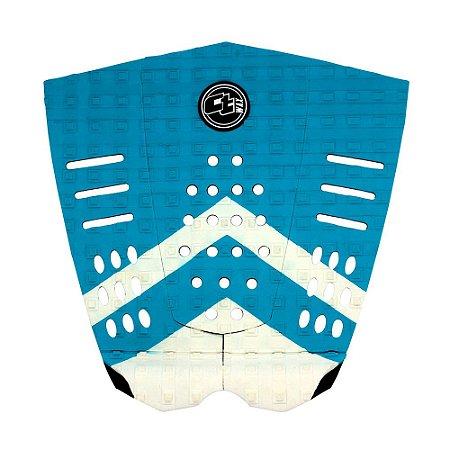 Deck CtWax Nalu Colors Azul/Branco