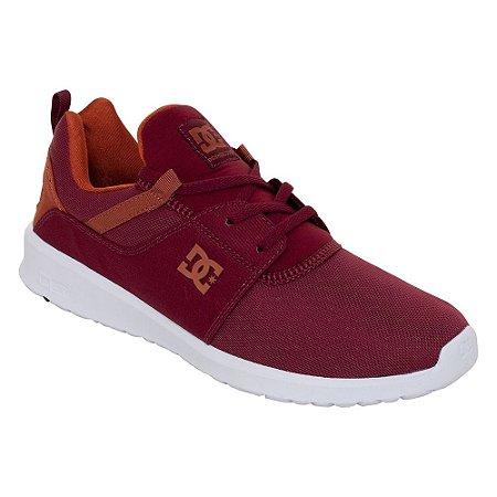 Tênis DC Shoes Heathrow Vinho