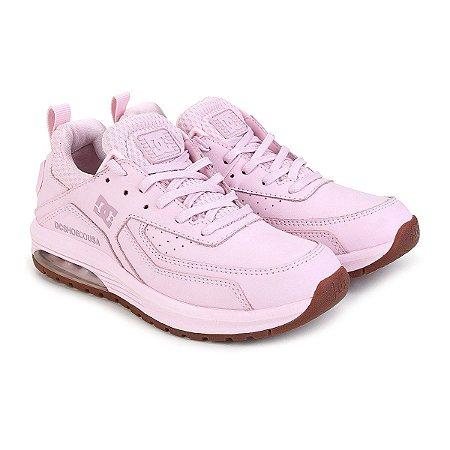 Tênis DC Shoes Vandium SE Feminino Rosa