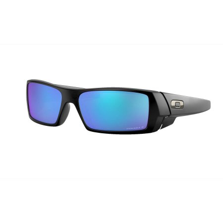 Óculos de Sol Oakley Gascan Matte Black W/ Prizm Sapphire Polarized