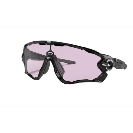 Óculos de Sol Oakley Jawbreaker Polished Black W/ Prizm Low Light