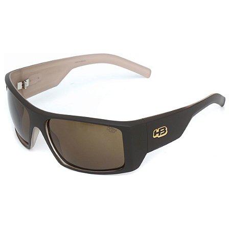 Óculos de Sol HB Rocker 2.0 Matte Café Bege l Brown