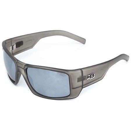Óculos de Sol HB Rocker 2.0 Matte Onyx l Silver