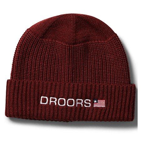 Gorro DC Shoes DR Droors Flag Vermelho