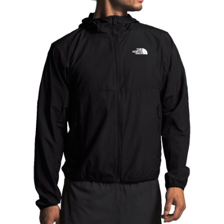 Jaqueta The North Face Flyweight Hoodie Masculina Preto