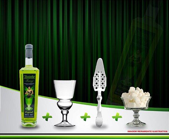 Kit Absinto Fairy Premium Reserve 89.9%