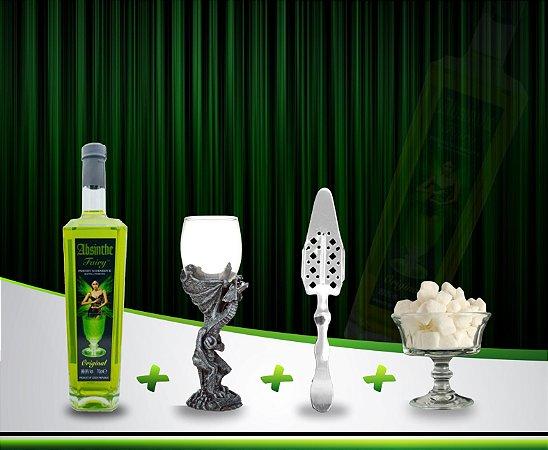 Kit Absinto Fairy Premium Reserve 89,9% #1