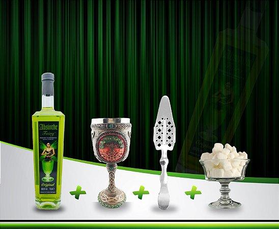 Kit Absinto Fairy Premium Reserve 89,9% #6