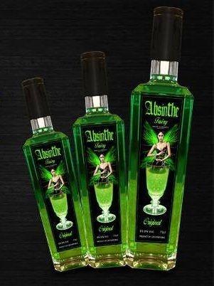Absinto Fairy Premium Reserve 89,9%