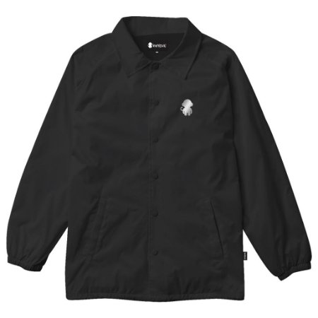 COACH JACKET OG BLACK