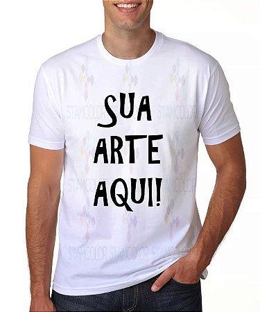 Camiseta Personalizada com Sua Arte 82a412f2ae9