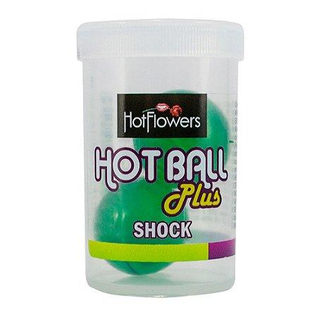 BOLINHA HOT BALL PLUS SHOCK