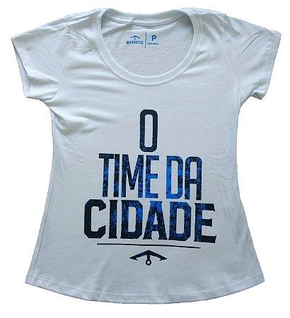 Camisa Passeio O TIME DA CIDADE (Feminina)