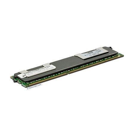 500204-061 - Memória para Servidor HP 8GB (2X4GB) PC3-8500 CL7 ECC Registered DDR3 Sdram Dimm