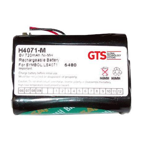 H4071-M - Bateria GTS Para Symbol LS4070