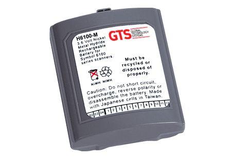 H6100-M - Bateria GTS Power Para Symbol Séries 6100