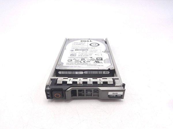 RF9T8 - HD Servidor Dell 1,8 TB 6G 10K 2,5 SAS com G176J