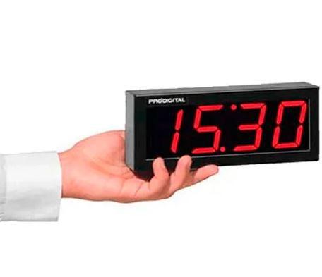 RDI-1GTH - Termohigrômetro Digital Prodigital 60 Metros