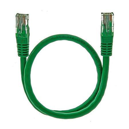 35123402 - Patch Cord U/UTP Gigalan CAT.6 CM T568A 1.5M Verde Furukawa