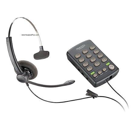 PLANTRONICS Telefone com fone de Ouvido T110