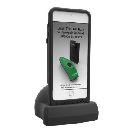 DuraCase com Dock de Carregamento para iPhone 6/7/8 - Socket Mobile