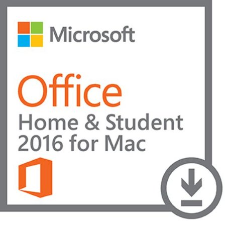 SOFT Office Mac Home and Student 2016 Brazilian - GZA-00723