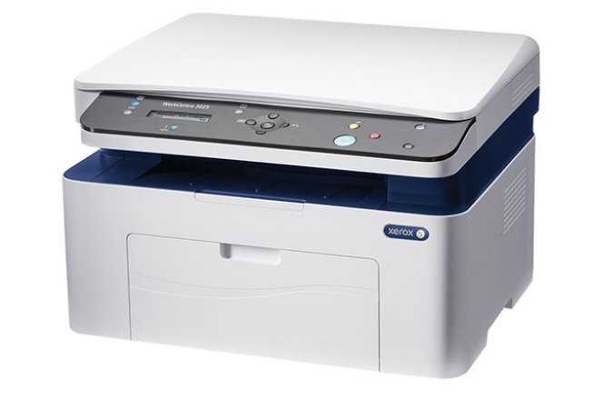 Multifuncional Xerox Laser Mono Wireless WorkCentre 3025_BIB