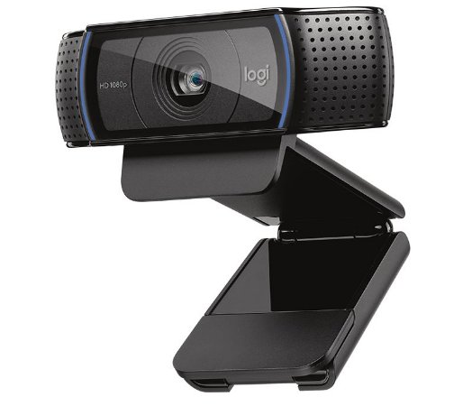 960-000764 Webcam Logitech C920 Pro HD 15MP Full HD1080P