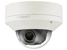 PNV-9080R Câmera Network Externa 12MP 4K IR Dome / Resistente a Vandalismo - Hanwha