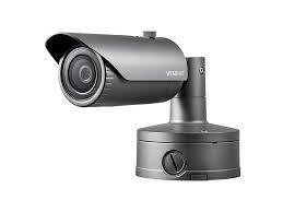 XNO-8040R Câmera Network 5MP IR Bullet - Hanwha