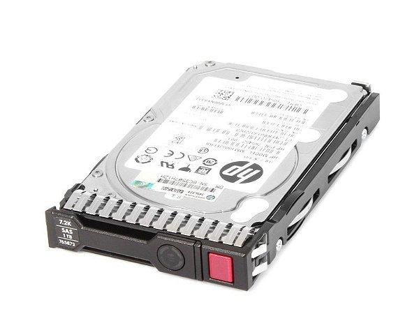 765872-001 - HD Servidor HP G8 G10 1TB 12G 7.2K 2.5 SAS 512e