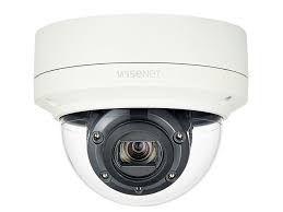 XNV-6120R Câmera Network Externa 2MP IR Dome Zoom 12X - Hanwha